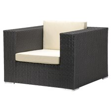 Cartagena Outdoor Armchair in Chocolate