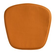 Wire / Mesh Chair Cushion in Orange