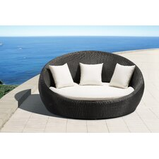 Ajuna Lounge Daybed with Cushions