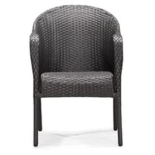 <strong>dCOR design</strong> Montezuma Outdoor Dining Arm Chair