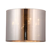 5 Light Drum Foyer Pendant