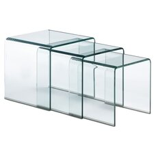 Explorer 3 Piece Nesting Tables