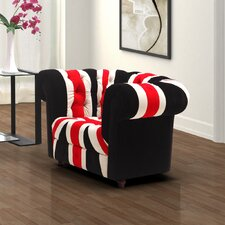 <strong>dCOR design</strong> Union Jack Armchair