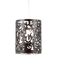 1 Light Drum Foyer Pendant
