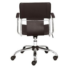 <strong>dCOR design</strong> High-Back Trafico Office Chair