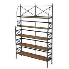 """Bistro 76"""" Bookcase"""