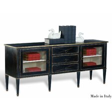 Dining Room Server Sideboard with 2 Doors