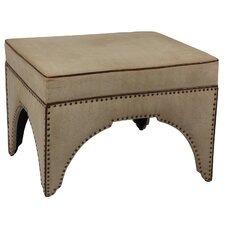 Flat Arch Accent Stool
