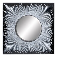 Beautiful Inlay Wall Mirror