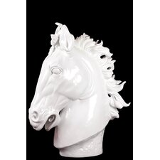 Classy Horse Bust