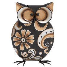 Fusion Style Owl Figurine