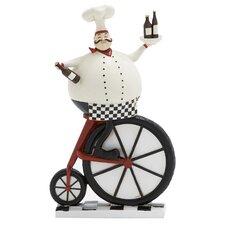Polystone Chef Figurine