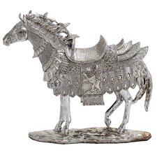 Classic Horse Table Decor Statue
