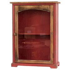 Wooden Antique Storage Cabinet