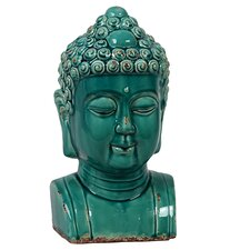 Unique Soothing Buddha Bust