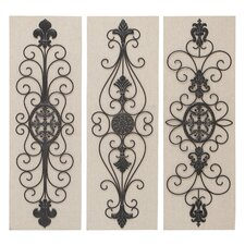 3 Piece Wall Décor Set