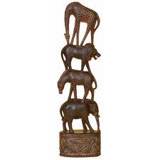Animal Stack Figurine