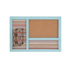 "Attractive and Lovely Memo 1' 1"" x 1' 8"" Bulletin Board"