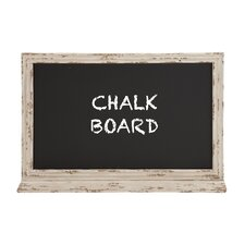 "Attractive Wood 2' 4"" x 3' 3"" Chalkboard"