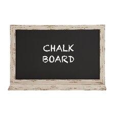 "Attractive Wood 2' 4"" x 3' 3"" Chalkboard"