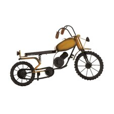 Jazzy Metal Wood Motorcycle