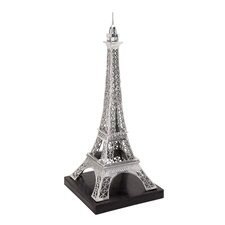 The Grand Aluminum Wood Eiffel Tower