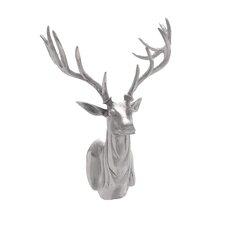 Life like Aluminum Trophy Head