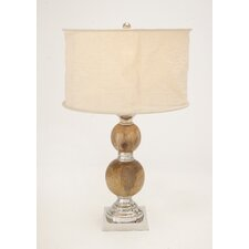 "Vogue 29"" H Table Lamp with Drum Shade"
