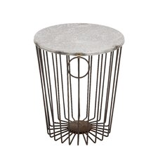 Classy Fascinating Metal Wire Stool