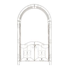 Beautiful Metal Garden Arch