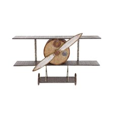 Decorative Amazing Metal Plane Wall Décor