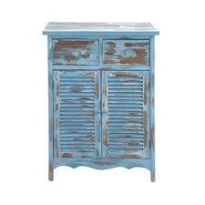 Rural Wood Cabinet