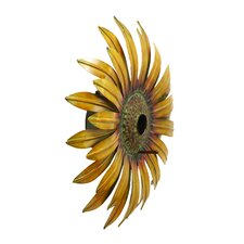 Realistic and Captivating Sunflower Bird House
