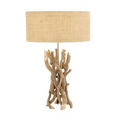 "The Cool 23"" H Twig Table Lamp with Empire Shade"