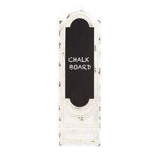 "Coolest Wood Panel 6' x 1' 10"" Chalkboard"