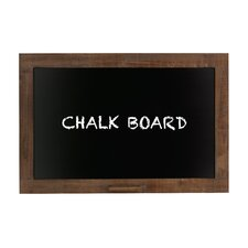 Smart Wood Blackboard