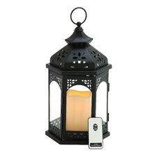 Attractive Metal LED Candle Lantern