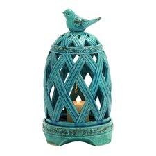 Ceramic Birdcage Votive