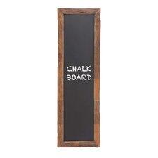 "The Nostalgic Wood 5' 6"" x 1' 7"" Chalkboard"