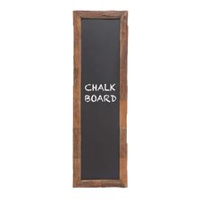 The Nostalgic Wood Chalkboard