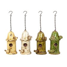 Exquisite and Charming Hanging Birdhouse (Set of 4)