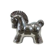 Aorable Ceramic Trojan Horse Figurine