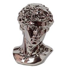 Majestic and Stylish Ceramic Man Bust