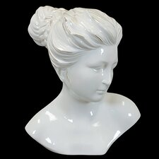Stunning and Magnificent Ceramic Venus Bust