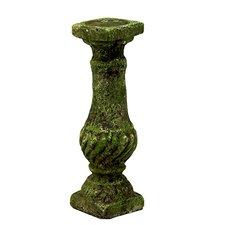 Stoneware Candlestick