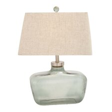 "The Cute 27"" H Table Lamp with Empire Shade"