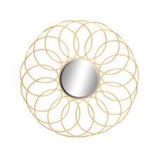 Exquisite & Elegant Metal Mirror