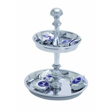 2 Tier Abrasion Candy Tray