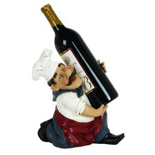 Chef 1 Bottle Tabletop Wine Holder