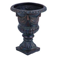 Rugged Ceramic Urn